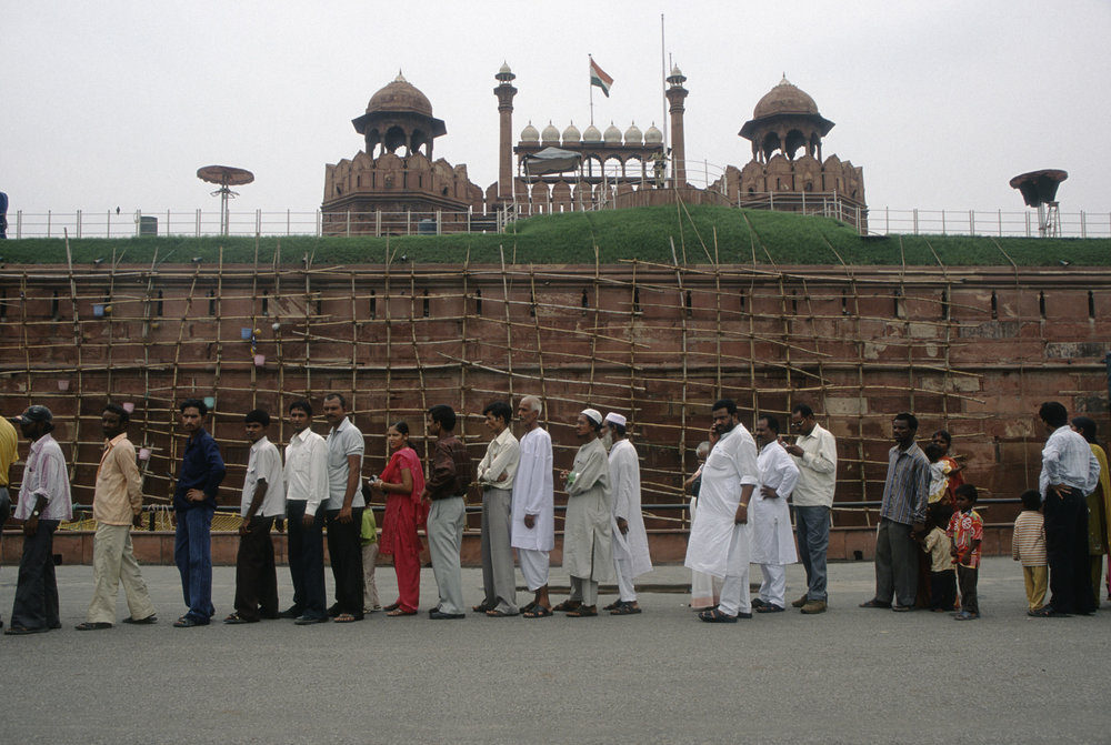 Old Fort of New Delhi