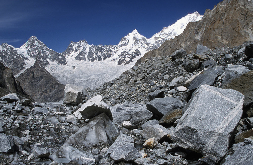 Masherbrum Glacier
