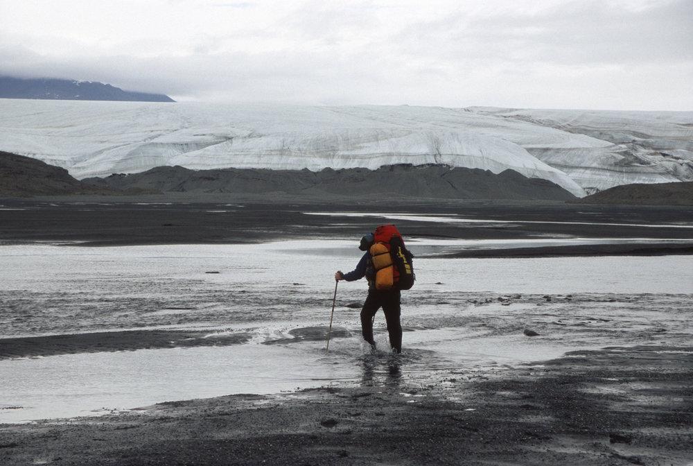 The Henrietta Nesmith Glacier