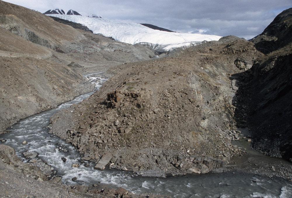 Adams Glacier