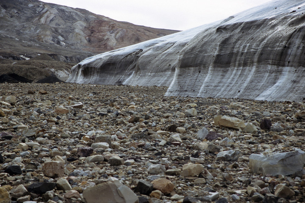 Turnstone Glacier