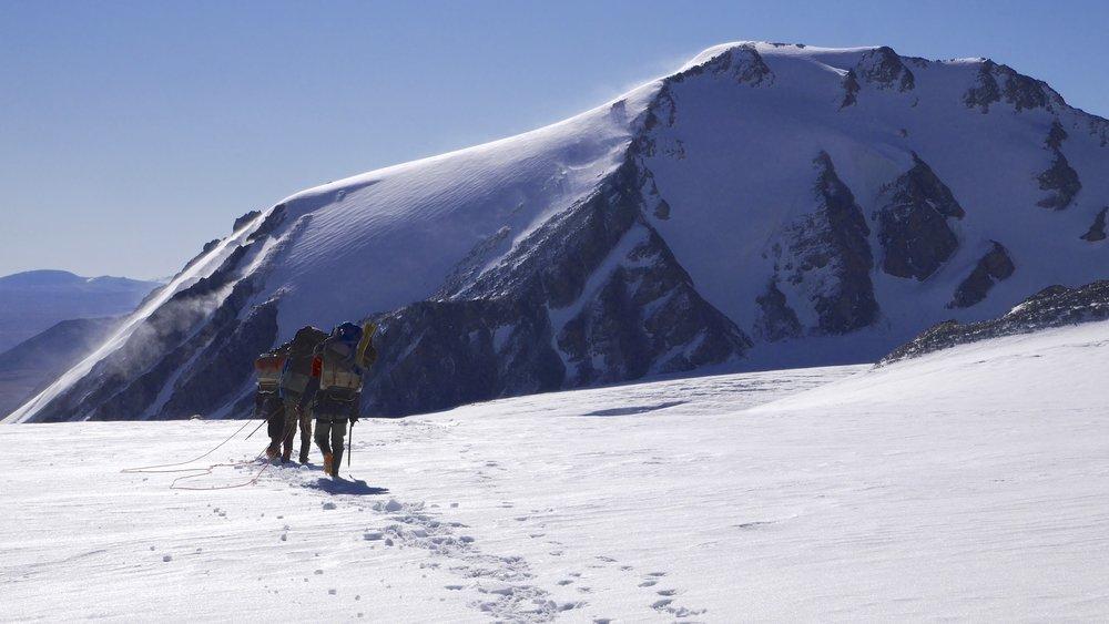 Potaniin Glacier