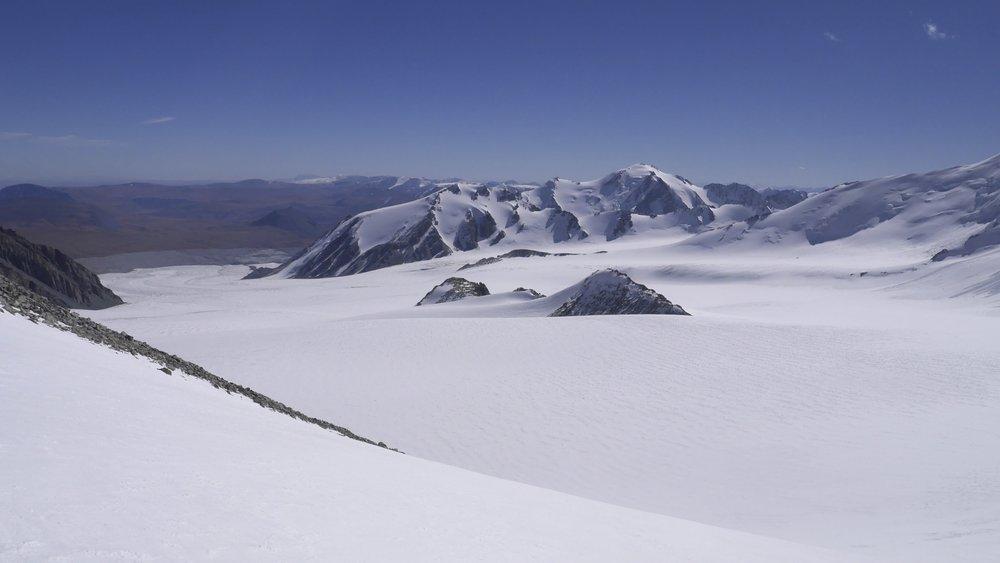 Potiamiin Glacier