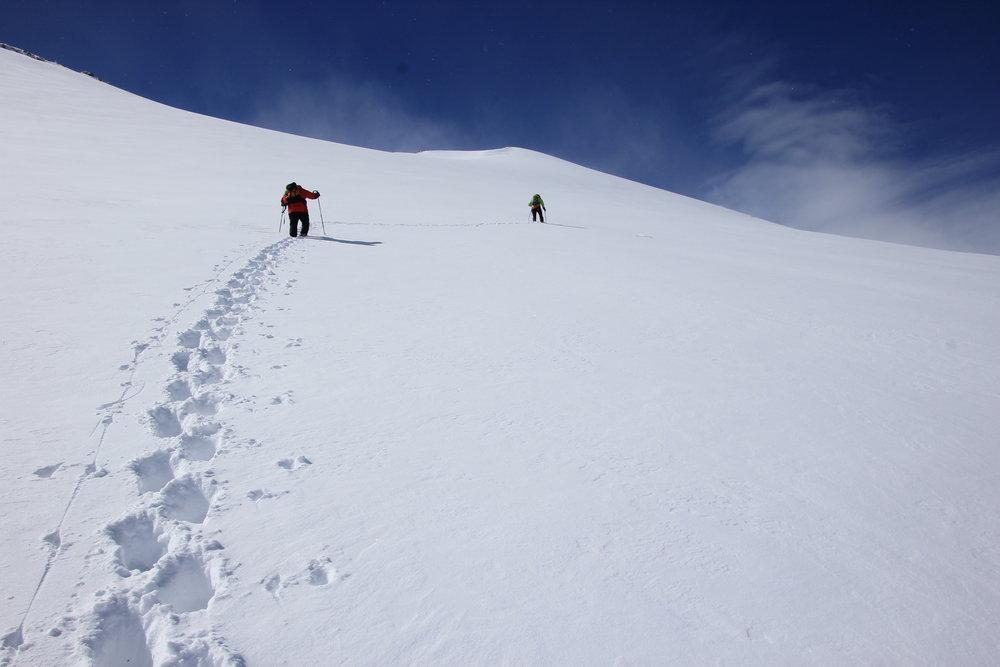 Mount Malchin 4,050m