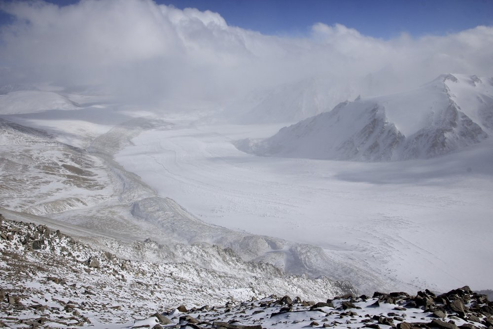 Potianiin Glacier