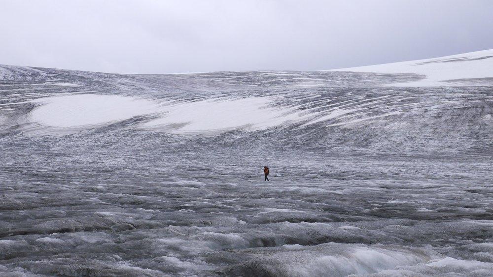 The Wapta Icefield