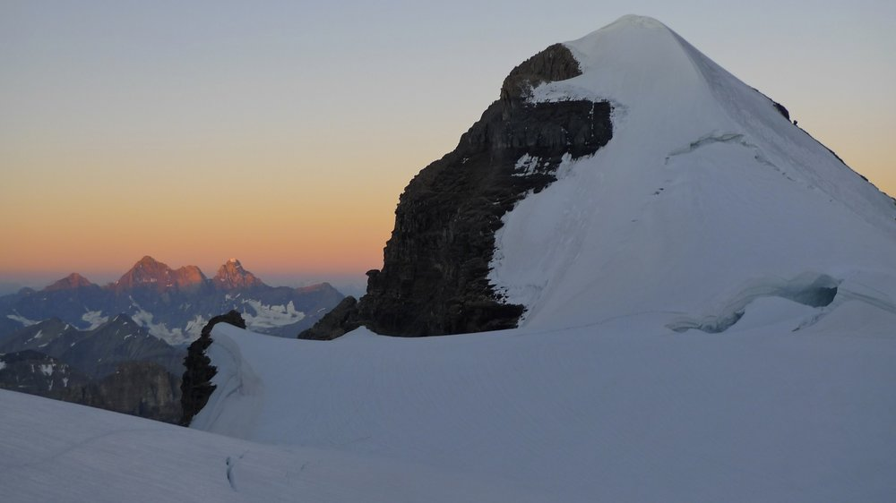 Mt. Huber 3,348m
