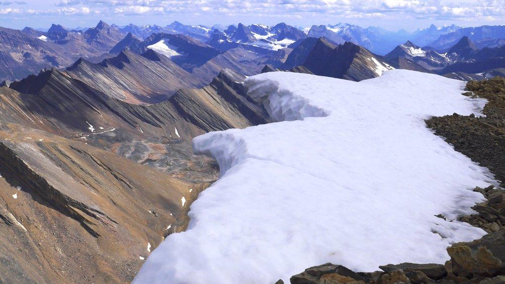Sunwapta Peak