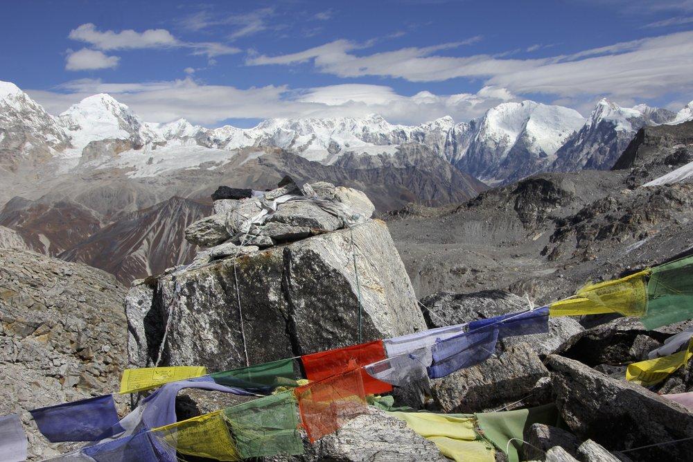 Ganjala Pass 5,150m.