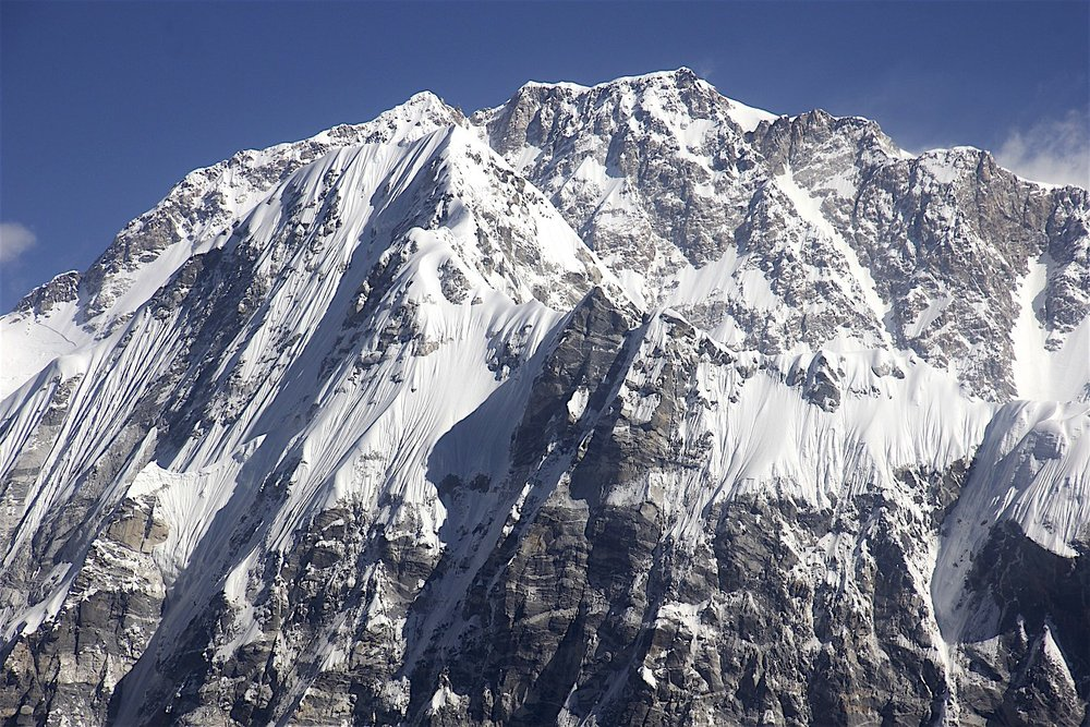 Shishapangma 8,013m in Tibet