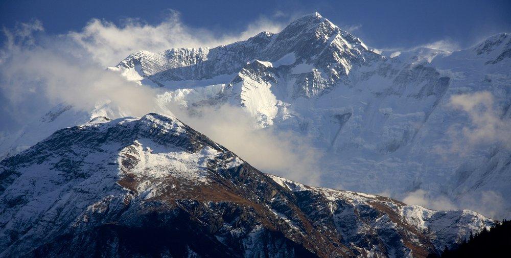 Annapurna II and Annapurna IV
