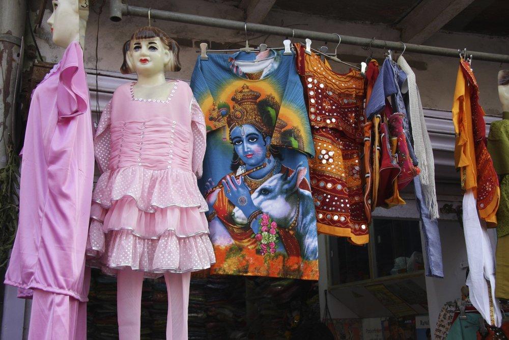Krishna fashions