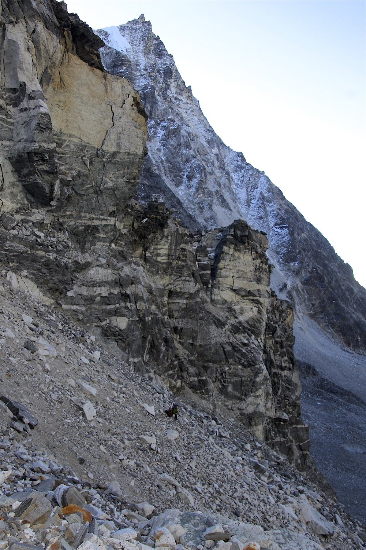 Ascending the Tilman Pass