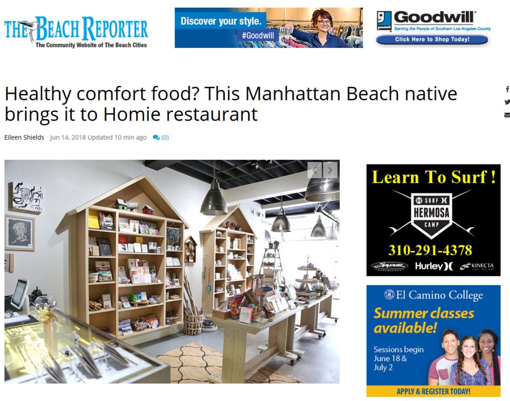 The Beach Reporter, June 2018