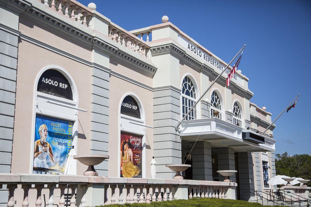 Historic Asolo Theatre