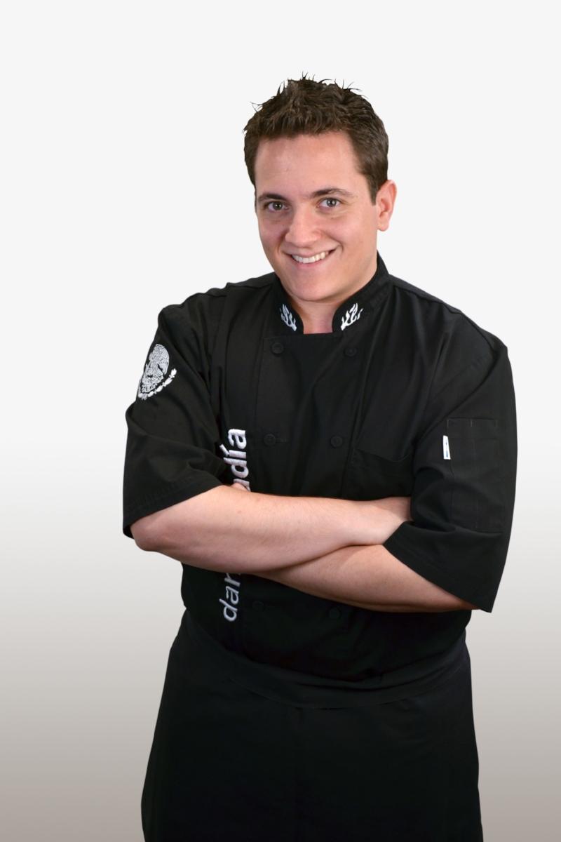 Chef and visionary Daniel Ovadia