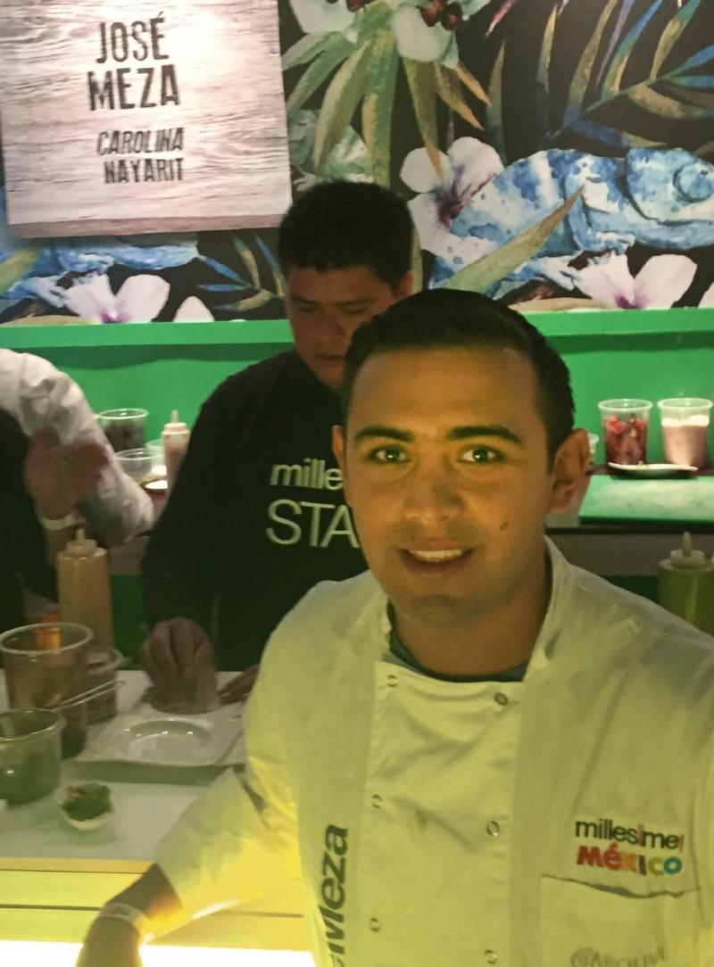 Chef José Meza