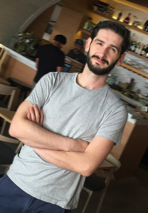 Chef Marco Carboni