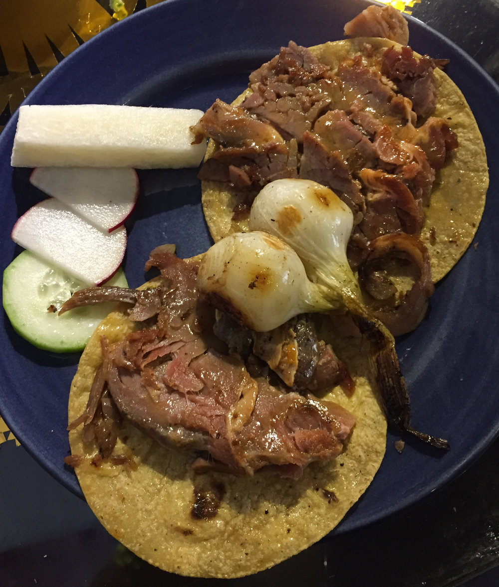 """""""normal"""" beef tacos"""