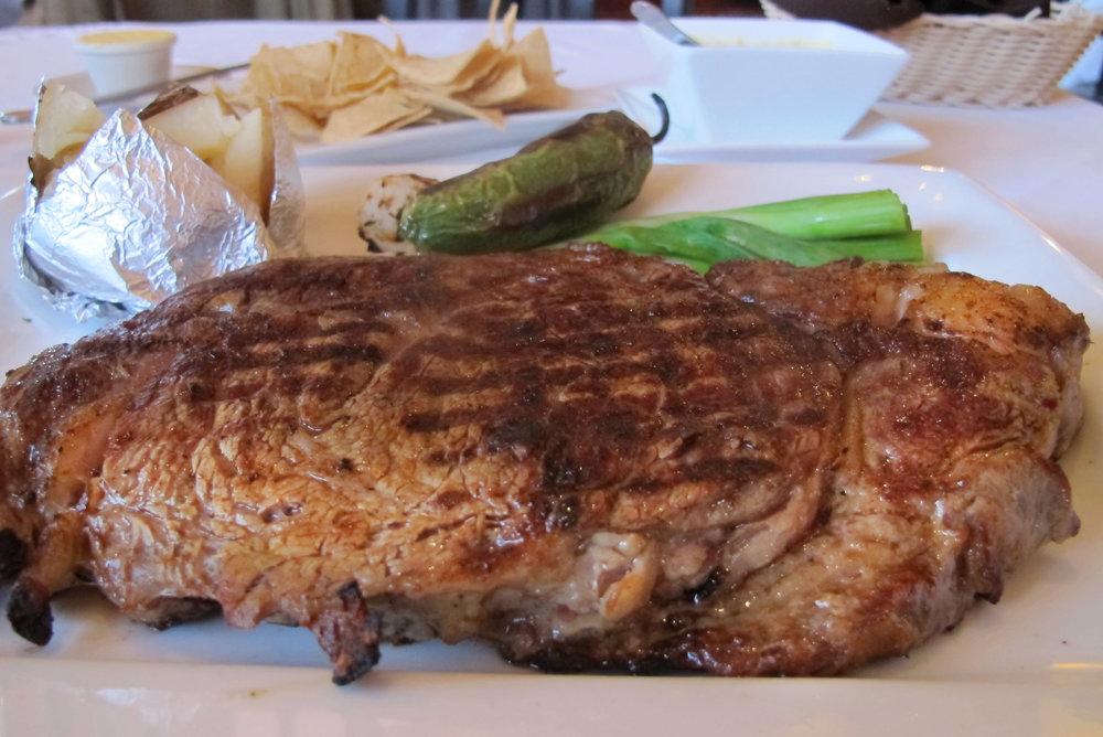 A Sonora steak