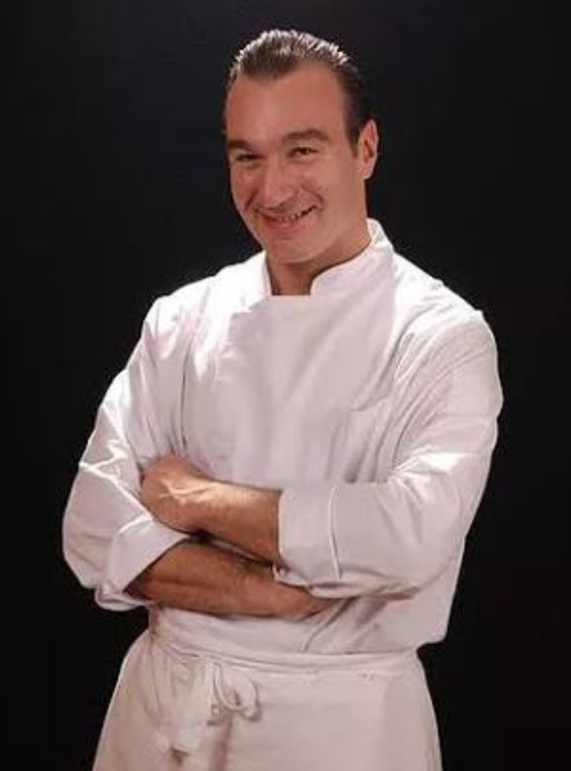 Chef Pablo San Roman