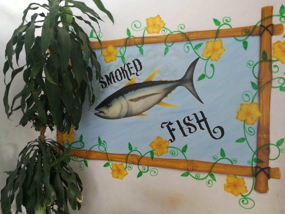 el pescado es mejor ahumado