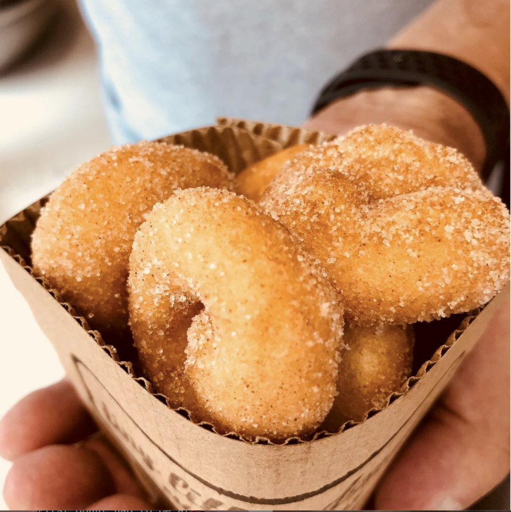 Tiny Little Donuts