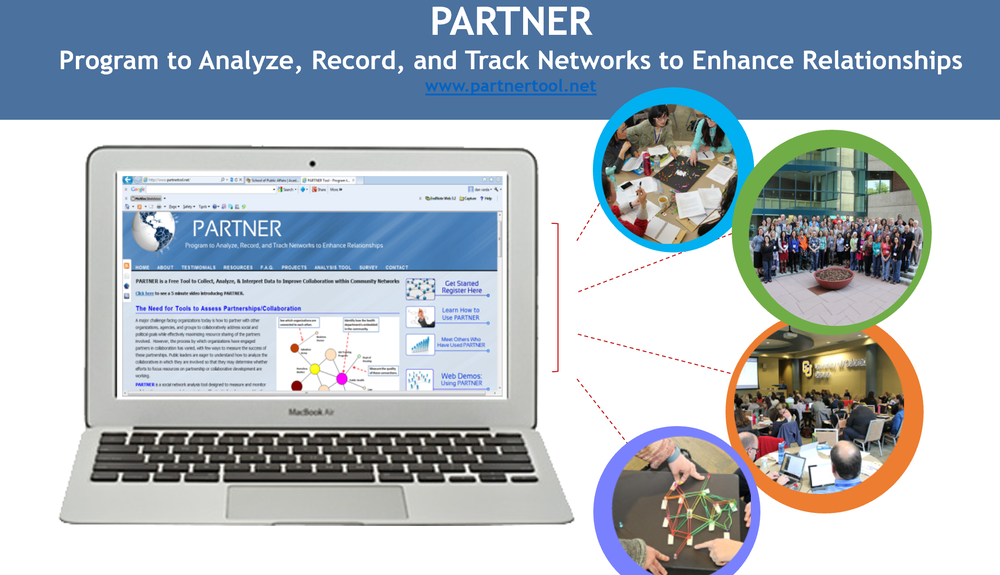 Click here to link t o all the resources you need to administer the PARTNER Tool