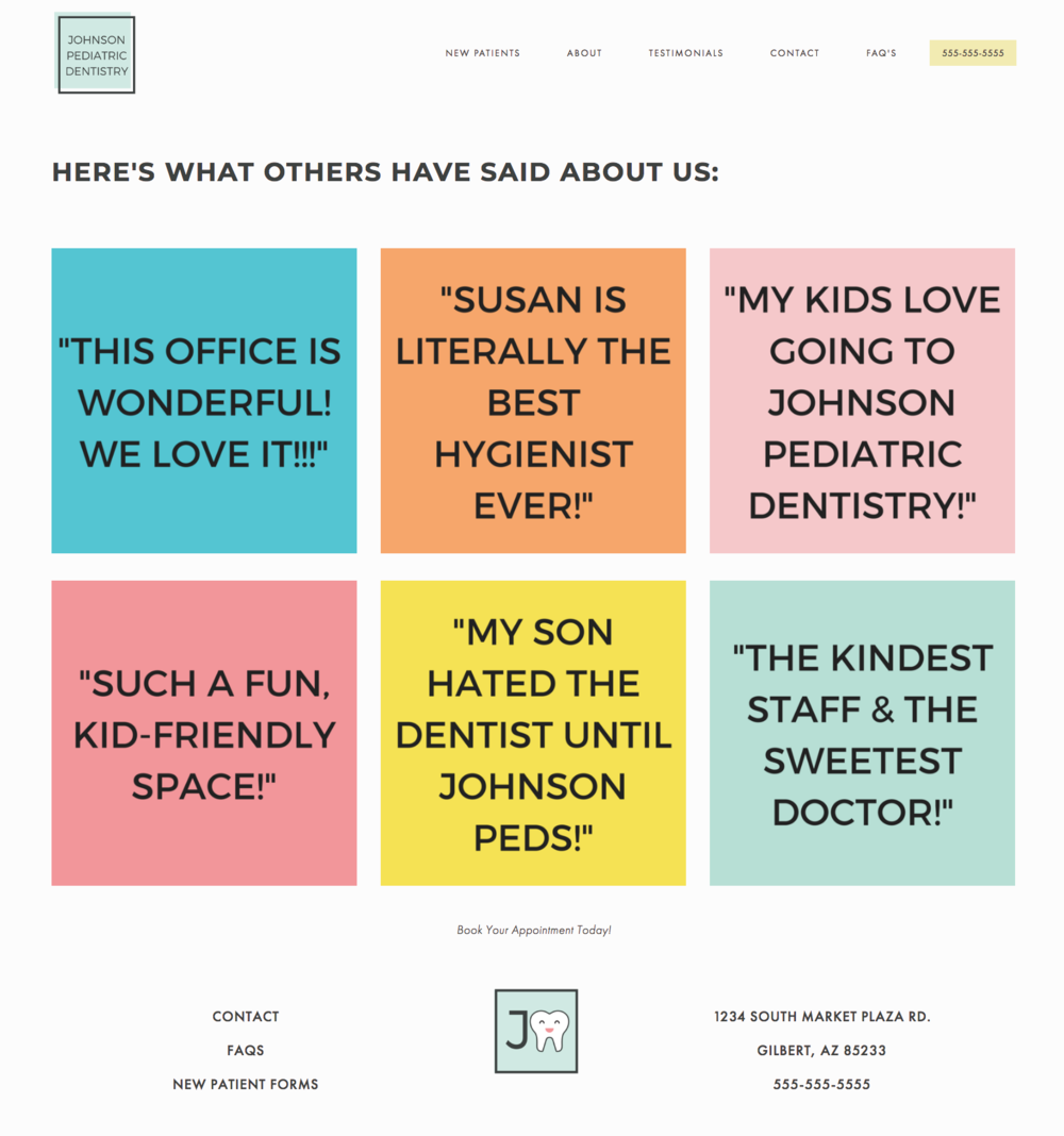 johnson-peds-website-layout-testimonial-page.png