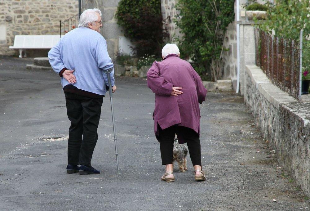 Weak Elderly People