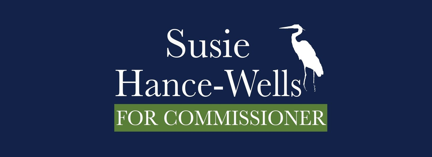 Susie Hance-Wells for Commissioner