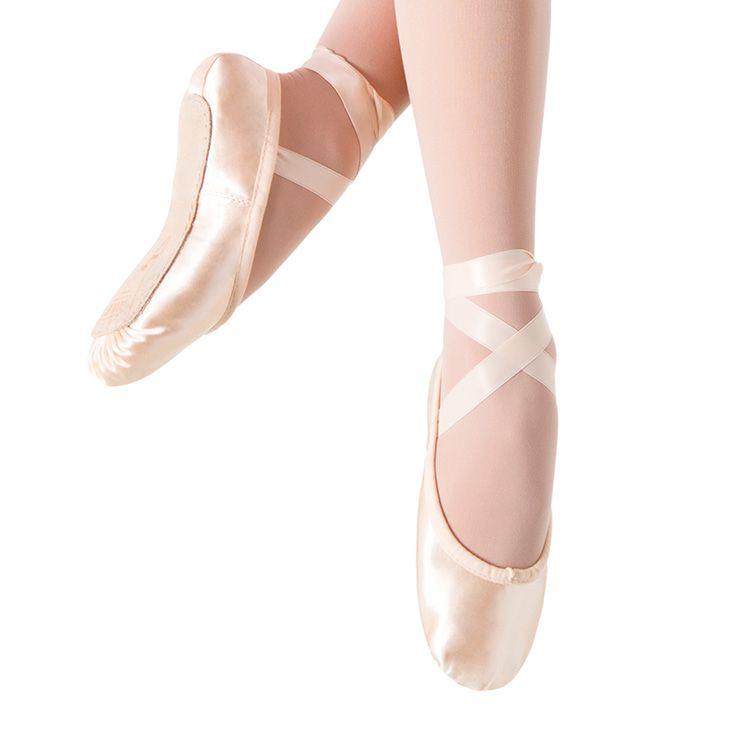 0e64cc450 Bloch Prolite Satin Ballet Shoe (In Store Only) — Flight Dance Supplies