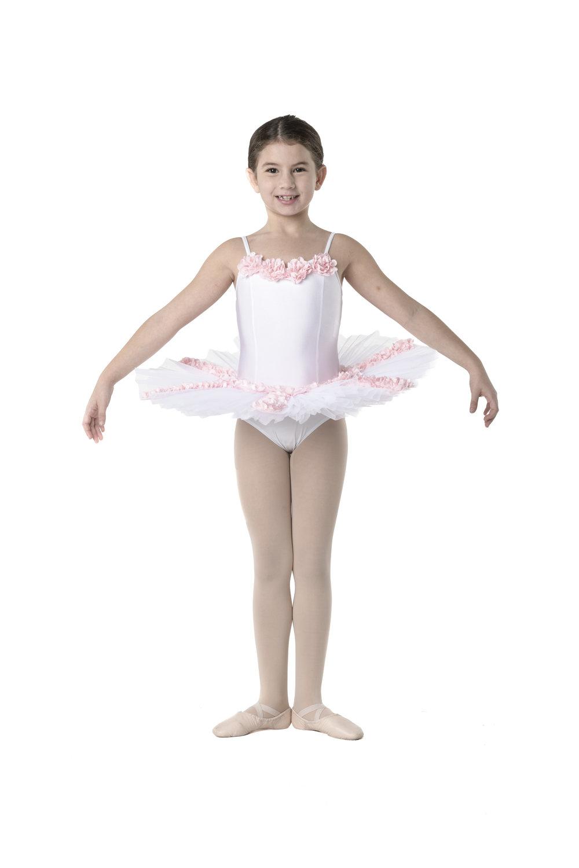040a0fea3400 Studio 7 Pretty Petals Tutu — Flight Dance Supplies