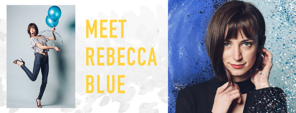 Rebecca Blue is a filmmaker from the Inland Empire