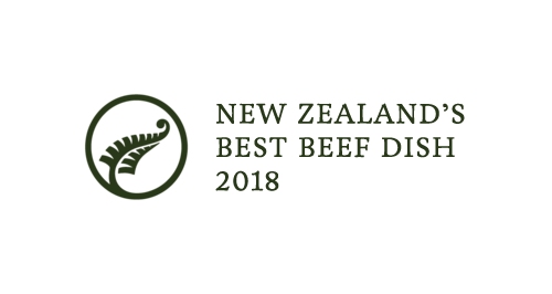 Silver Fern Farm Awards New Zealand's Best Beef Dish 2017 Chameleon