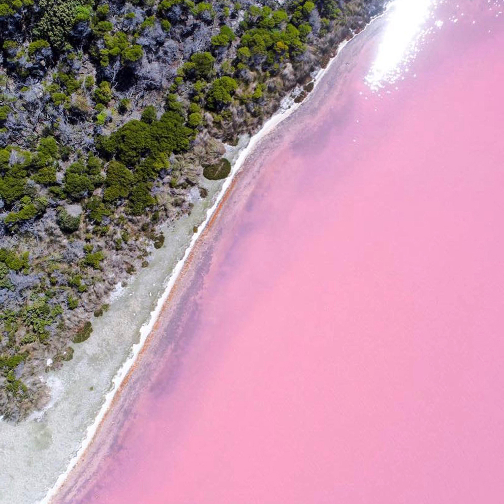 Lake Hillier, Middle Island (Credit:  Love Childs Photography )