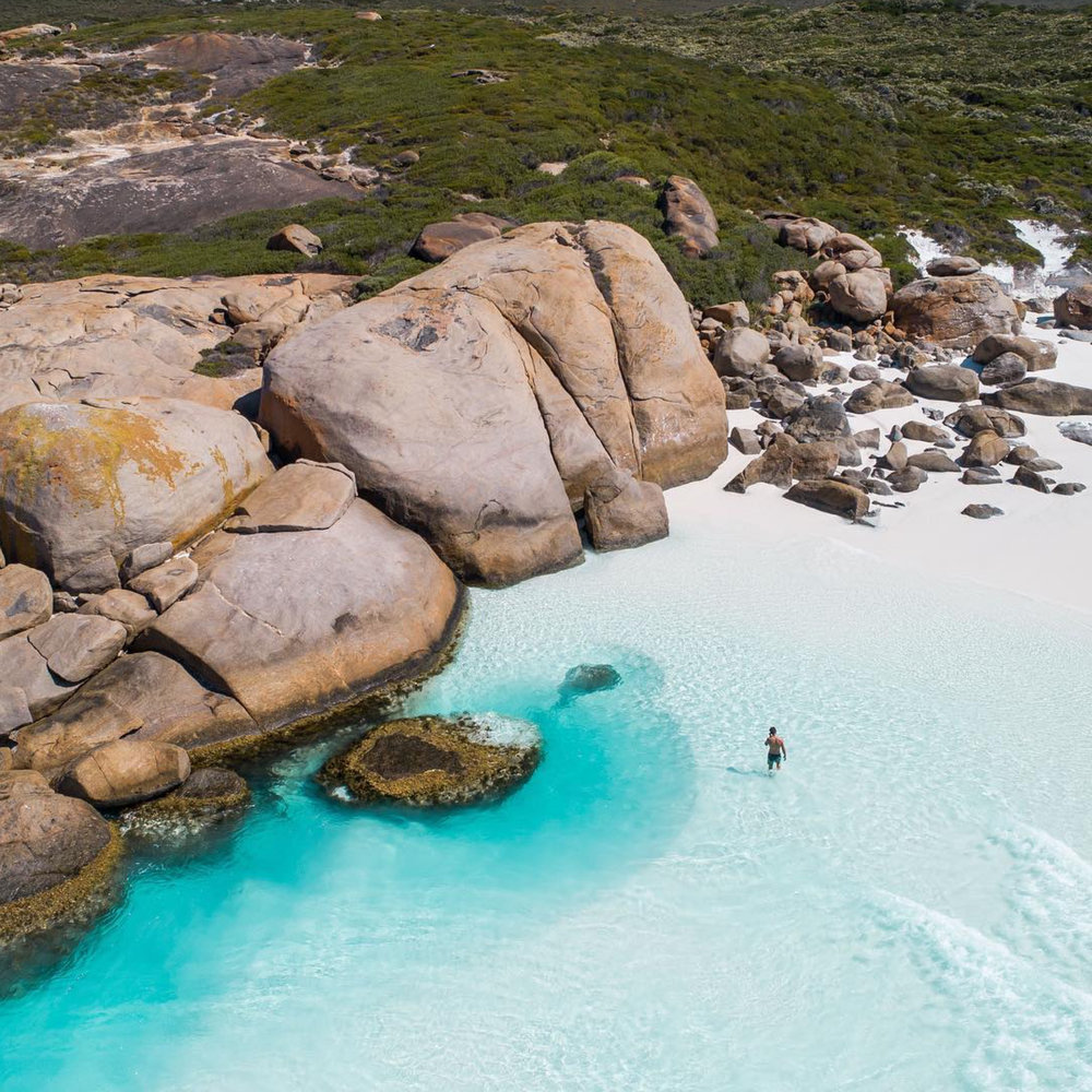 Lucky Bay, Esperance Western Australia