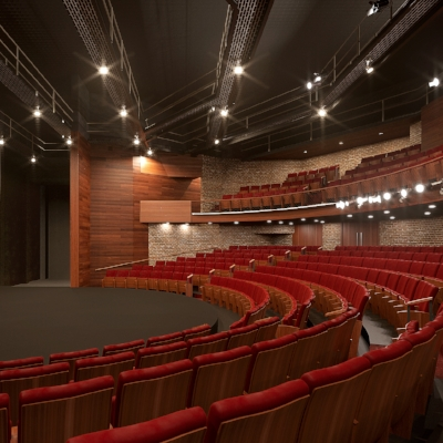 CREATE A DYNAMIC AND FLEXIBLE THEATRE