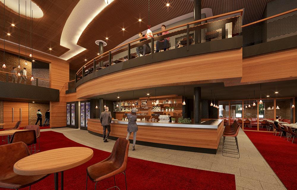New Bar and Café