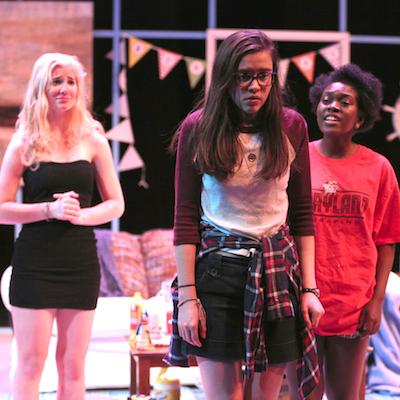Advance Theatre to Future Generations