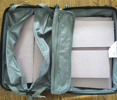 traveling carry-on breastmilk pumping insulation