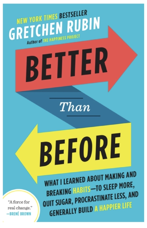 Book Review: Better than Before by Gretchen Rubin | Project Managing Mama