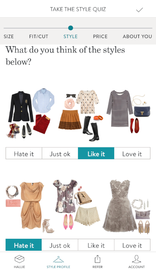 Style Profile | Stitch Fix Review | Project Managing Mama