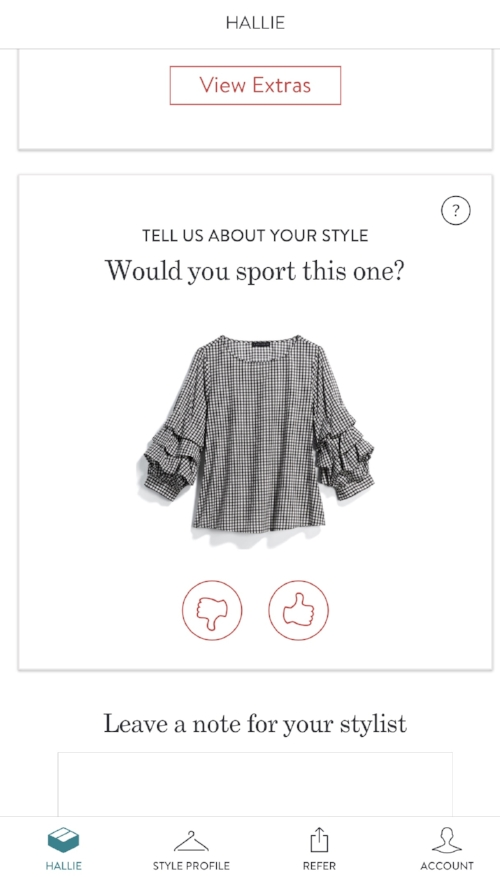 Style Rating | Stitch Fix Review | Project Managing Mama