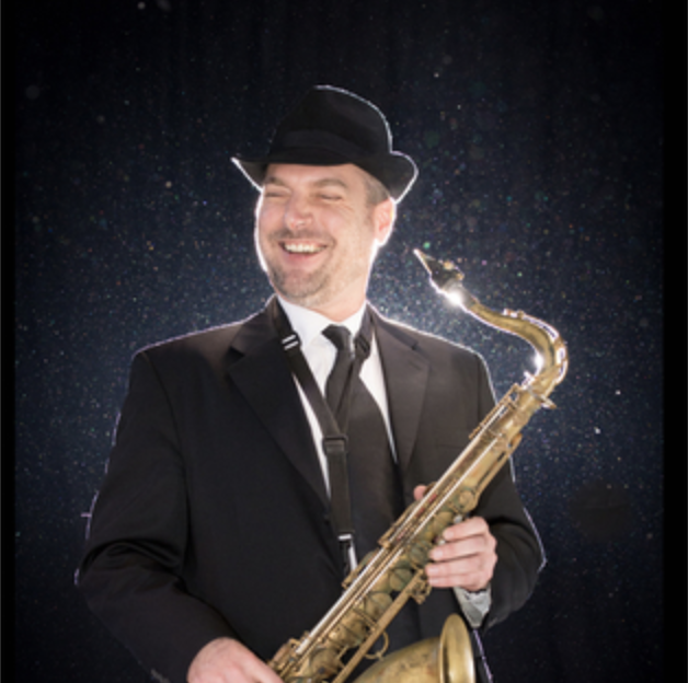 Eric Erhardt  – Saxophone