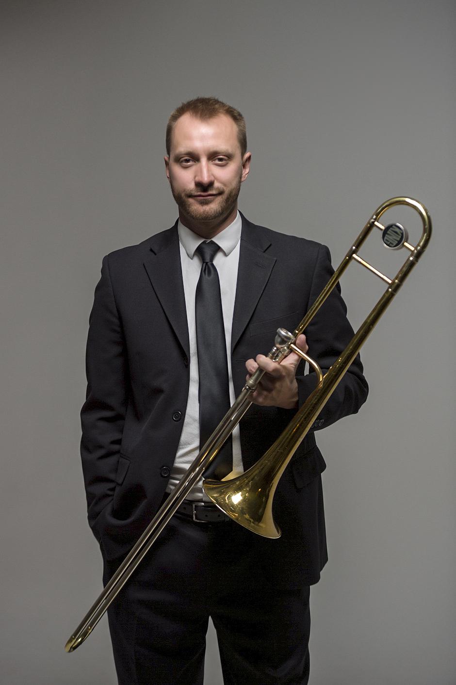 Adam Bartczak - Trombone