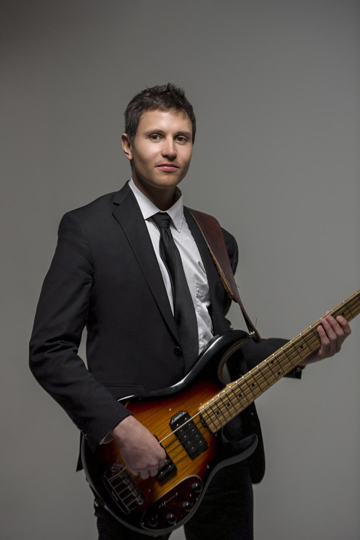 Patrick McDevitt - Bass