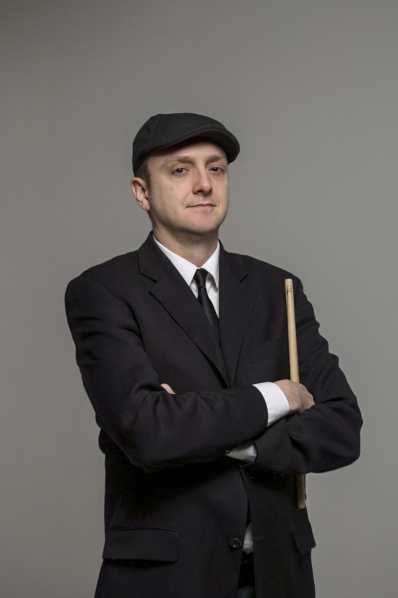 Ed Breazeale – Drummer