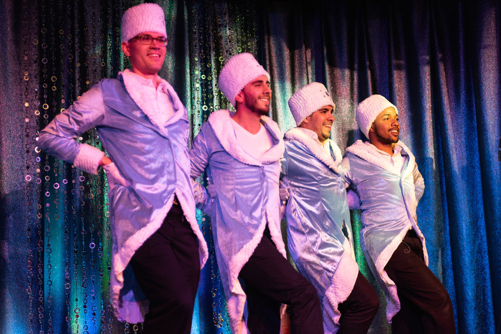 1_Keifer Mansfield_Denver Gay Men's Chorus_Rockettes_I Wanna Be a Rockette_Gay_Dancers_Fabaganza_Give 5 Productions_Clocktower Cabaret_GLBT Youth_Show_Entertainment_Singers_The Beverly Belles_Colorado_Give_Benefit Show_2313.jpg