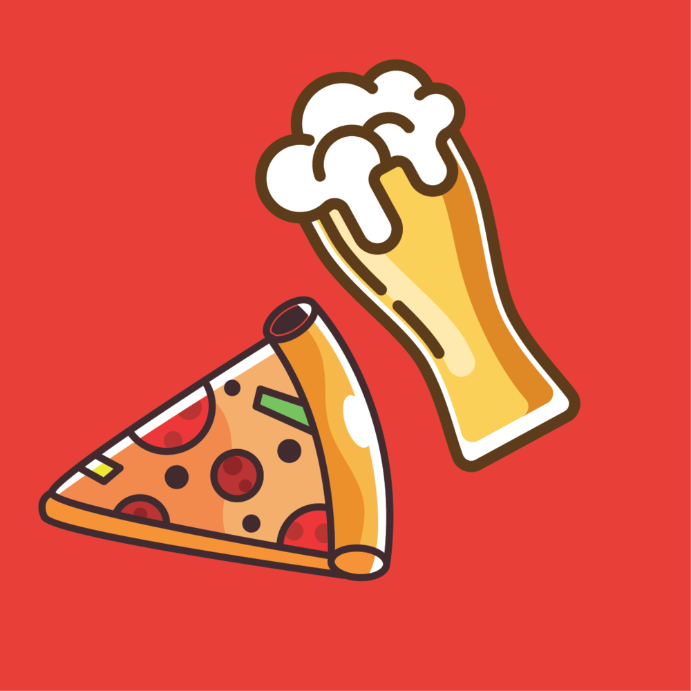 Pizza and beer-01.png